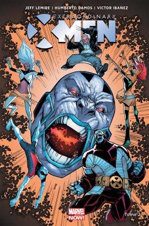 Extraordinary X-Men # 2