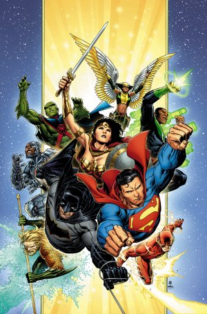 Justice League édition Issues V4 (2018 - Ongoing)