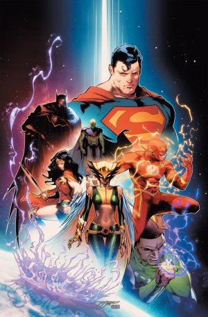 Justice League # 2 Issues V4 (2018 - Ongoing)