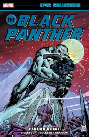 Black Panther édition TPB Softcover - Epic Collection (2016)