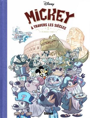 Mickey à travers les siècles 1 Simple