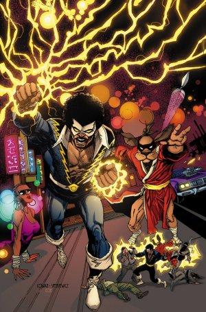 Black Lightning / Hong Kong Phooey Special