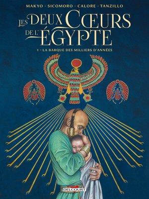Les deux coeurs de l'Égypte T.1