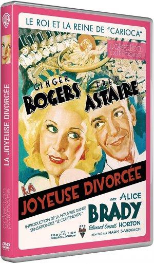 La Joyeuse Divorcée édition Simple
