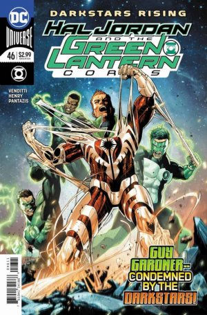Green Lantern Rebirth # 46 Issues (2016-2018)