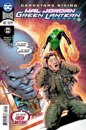 Green Lantern Rebirth # 47 Issues (2016-2018)