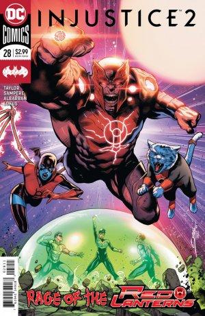 Injustice 2 # 28 Issues V1 (2017 - en cours)