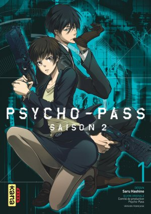 Psycho-Pass 2 édition Simple