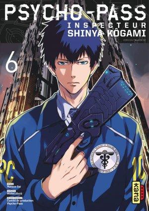 Psycho-Pass, Inspecteur Shinya Kôgami 6 Simple