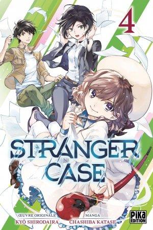 Stranger Case 4 Simple