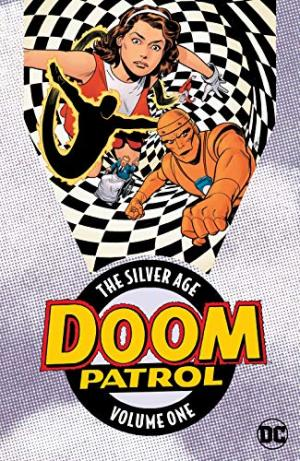 The Doom Patrol - The Silver Age édition TPB softcover (souple)