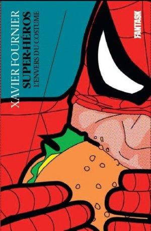 Super-Héros - L'Envers du Costume édition TPB softcover (souple)