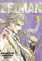 couverture, jaquette Zetman 5  (Tonkam)