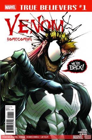 True Believers - Venom - Homecoming édition Issue (2018)