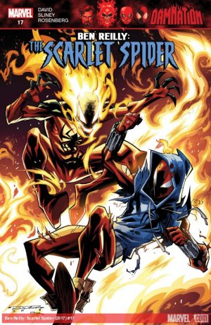 Ben Reilly - Scarlet Spider # 17