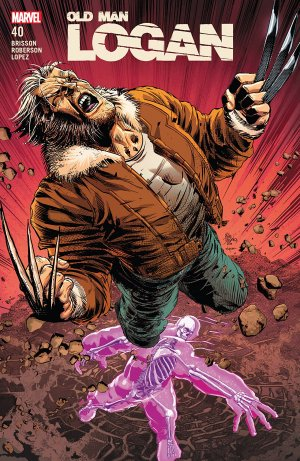 Old Man Logan # 40 Issues V2 (2016 - 2018)