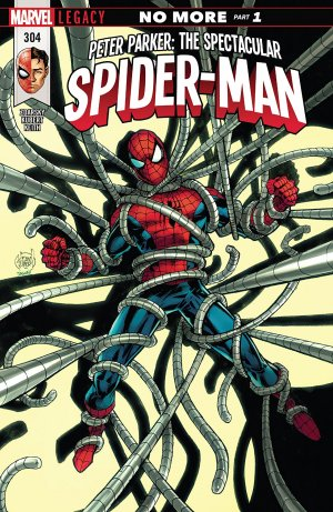 Peter Parker - The Spectacular Spider-Man # 304