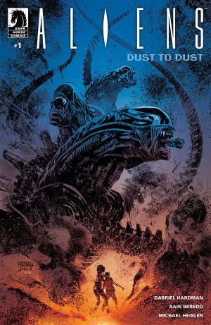 Aliens - Cendres édition Issues (2018)