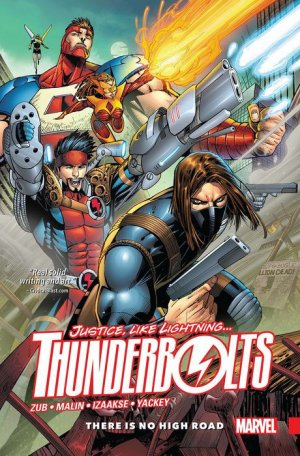 Thunderbolts édition TPB Softcover - Issues V3 (2017)