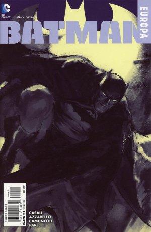 Batman - Europa # 4