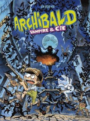 Archibald, pourfendeur de monstres 4 Simple