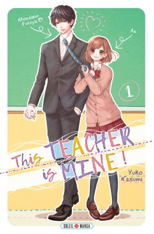 This Teacher is mine ! édition Simple