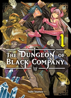 The Dungeon of Black Company # 1