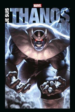 Je Suis Thanos édition TPB Hardcover - Marvel Anthologie