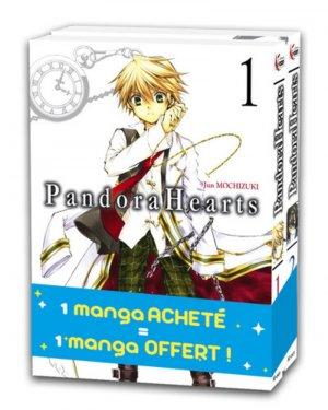 Pandora Hearts édition Pack découverte