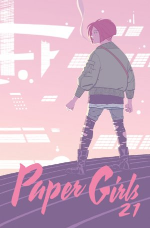 Paper Girls # 21 Issues V1 (2015 - Ongoing)