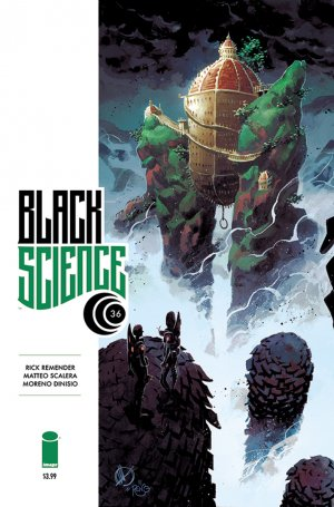 Black Science # 36 Issues (2013 - 2019)