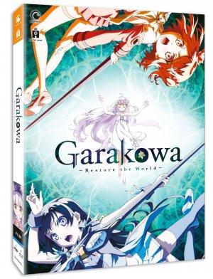 Garakowa -Restore the World- édition Combo BR -DVD