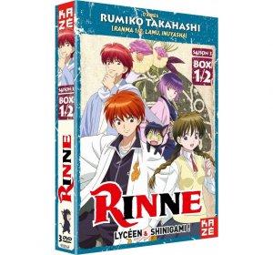 Rinne saison 3 édition Saison 3 DVD