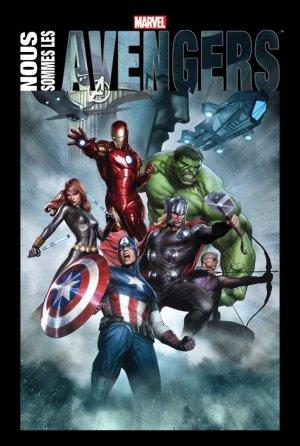Avengers # 1 TPB Hardcover - Marvel Anthologie