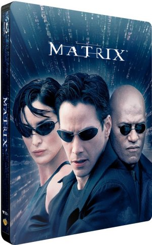 Matrix édition Steelbook