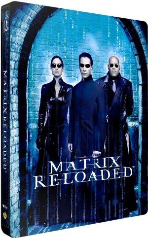 Matrix Reloaded édition Steelbook