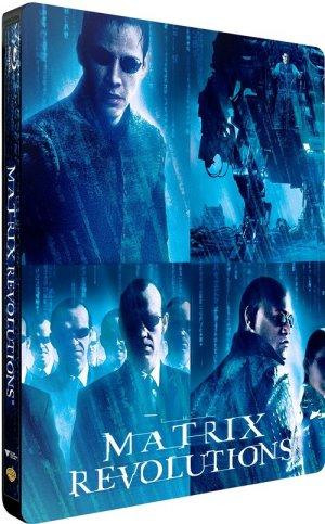 Matrix Revolutions édition Steelbook