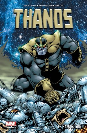 Thanos édition TPB Hardcover - Marvel Deluxe - Issues V1