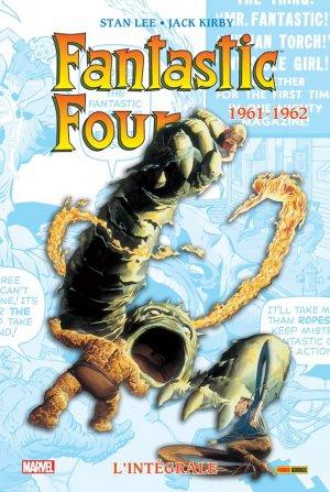 Fantastic Four # 1961 TPB Hardcover - L'Intégrale