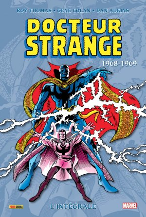 Strange Tales # 1968 TPB Hardcover - L'Intégrale
