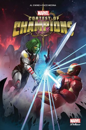 Contest of Champions édition TPB Hardcover - Marvel Deluxe