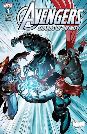 Avengers - Shards of Infinity édition Issue (2018)