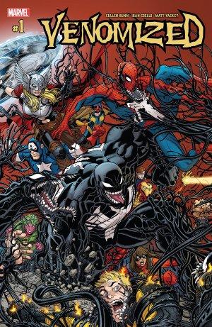 Venom - Venomized édition Issues (2018)