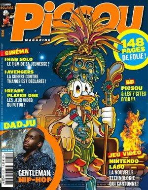 Picsou Magazine # 536