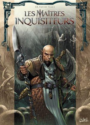 Les maîtres inquisiteurs T.9
