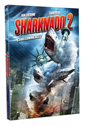 Sharknado 2: The Second One édition Simple