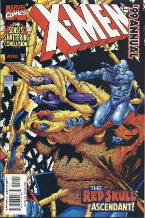 X-Men # 1999 Issues V1 Annuals (1993 - 2007)