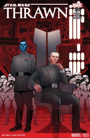 Star Wars - Thrawn # 4 Issues (2018)