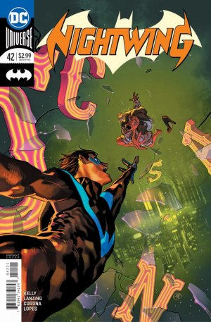 Nightwing 42 Issues V4 (2016 - Ongoing) - Rebirth