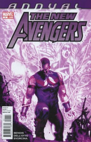 New Avengers édition Issues V2 - Annual (2011)